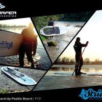 Flysurfer Strider Inflatable Paddle Board