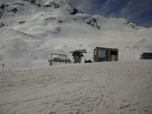 The Snowboard Test Kaunertal 2012