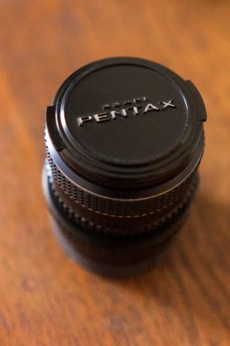 Asahi Pentax SMC Takumar 55mm f1.8