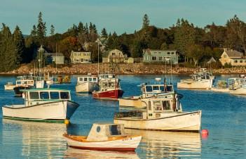 Bar Harbor, ME. Acadia NP