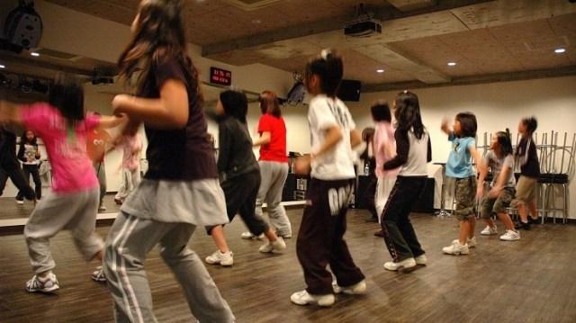 キッズダンス教室