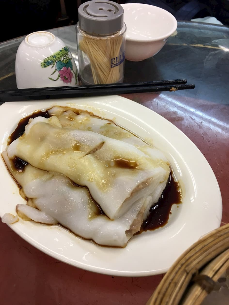 蓮香居 香港グルメ 飲茶腸粉
