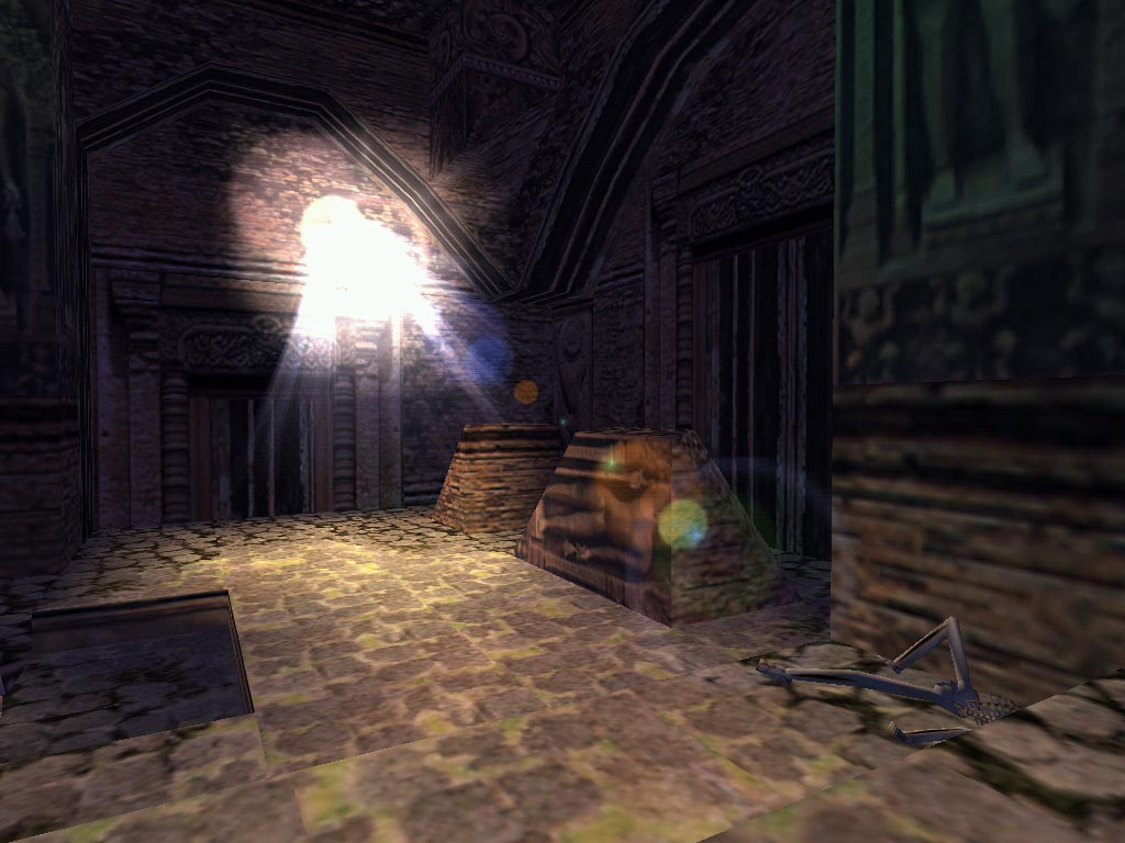 Lara Croft And Guardian Light