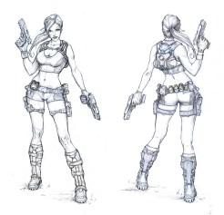 Lara and gear _3