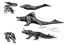 Mutated Alligator