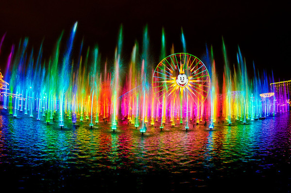 If you're planning a trip to Disneyland Resort, you can't miss World of Color! Here are resources to help plan your trip: https://www.disneytouristblog.com/disneyland-first-time-visit-2012/