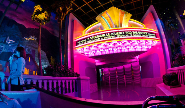 Which Great Movie Ride scene is your favorite?