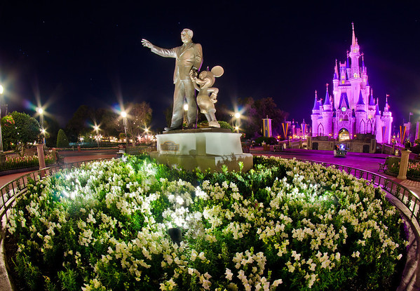 There are few more beautiful sights in the world than Cinderella Castle. Just seeing that makes all of the