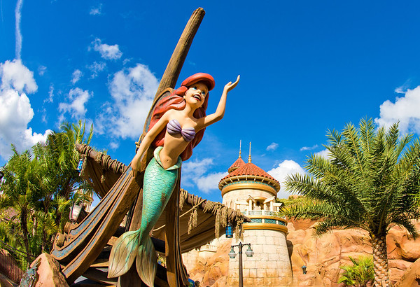 Under the Sea ~ Voyage of the Little Mermaid is one of the MyMagic+ ready attractions at Walt Disney World. For answers to frequently asked questions about MyMagic+, read this: http://www.disneytouristblog.com/mymagic-plus-faq/