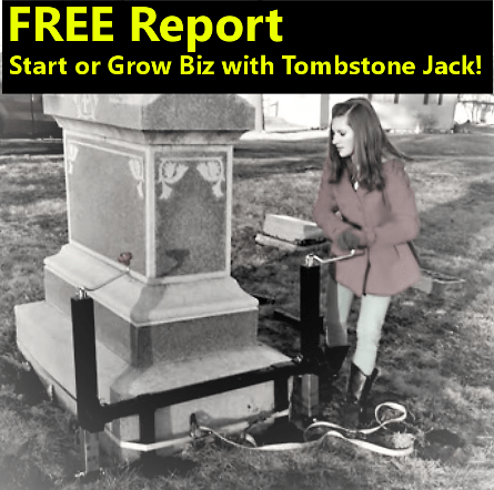 Free Report for the Tombstone Jack