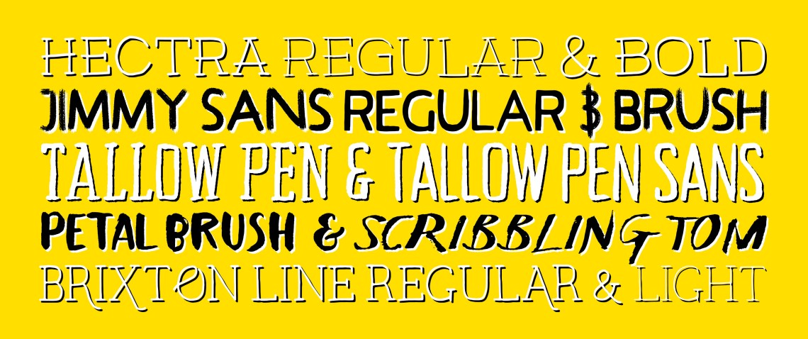 Download Free Fonts Bundle! - Tom Chalky