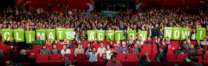 climate photo from gp conf