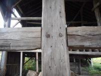 barn-beams-hewn