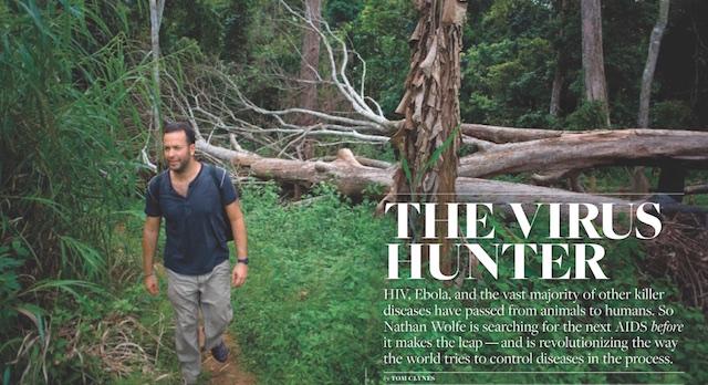 The Virus Hunter