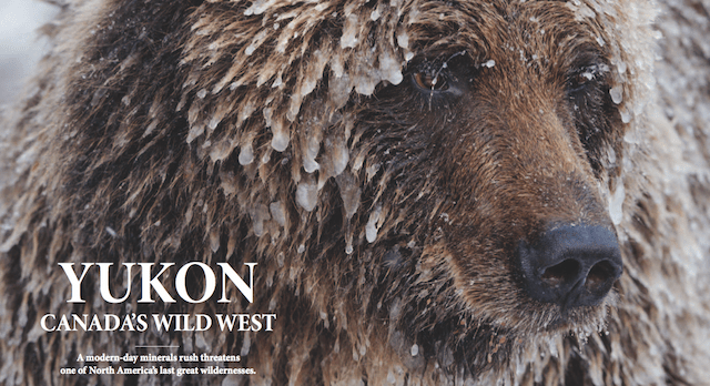National Geographic: Yukon: Canada's Wild West