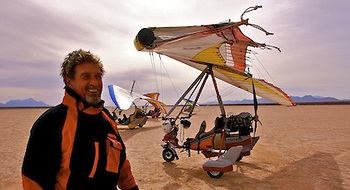 National Geographic: John McAfee's Flying Circus Wants You!
