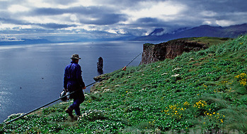 National Geographic: Outlaw's Guide to Iceland