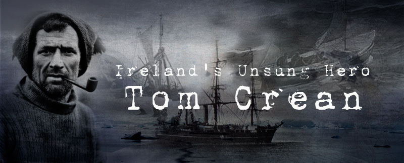 Tom Crean An Irish Antarctic Explorer