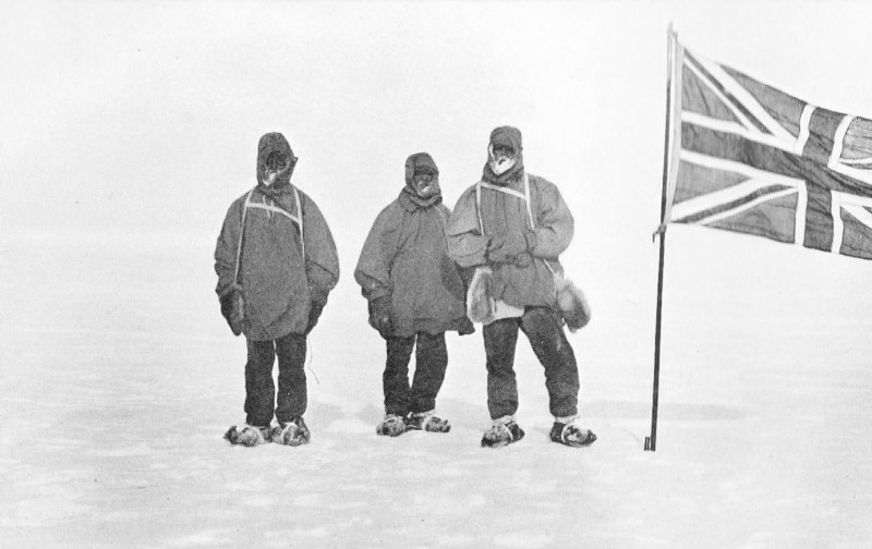 Shackleton - Farthest South - Nimrod Expedition
