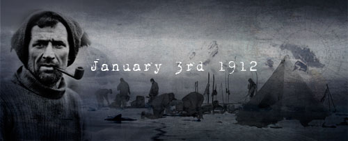 Tom Crean -Terra Nova Expedition