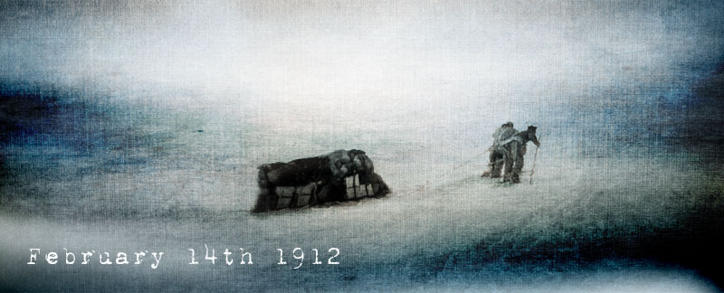 Tom Crean, Evans & Lashly Antarctica