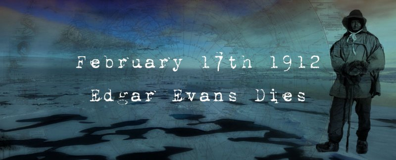 Edgar Evans - Antarctic Explorer