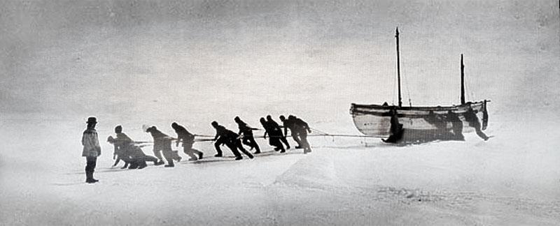 Ernest Shackleton - The Endurance Expedition