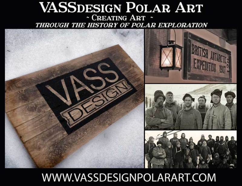 VassDesign Polar Art