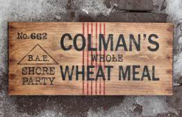 Colmans Wheat Meal