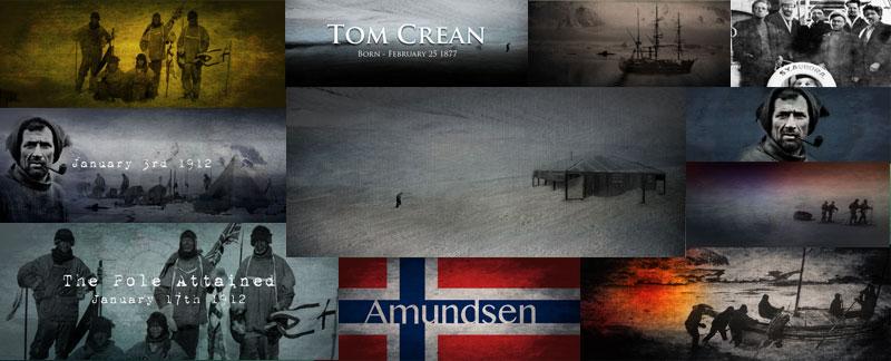 Tom Crean Pinboard