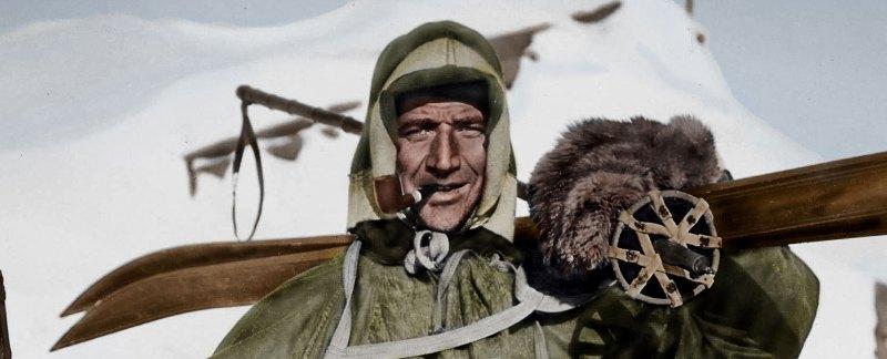 Tom Crean the Antarctic Explorer.