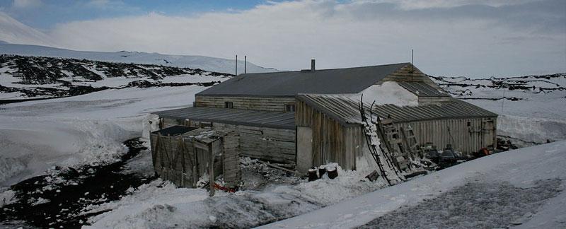 Antarctic Huts