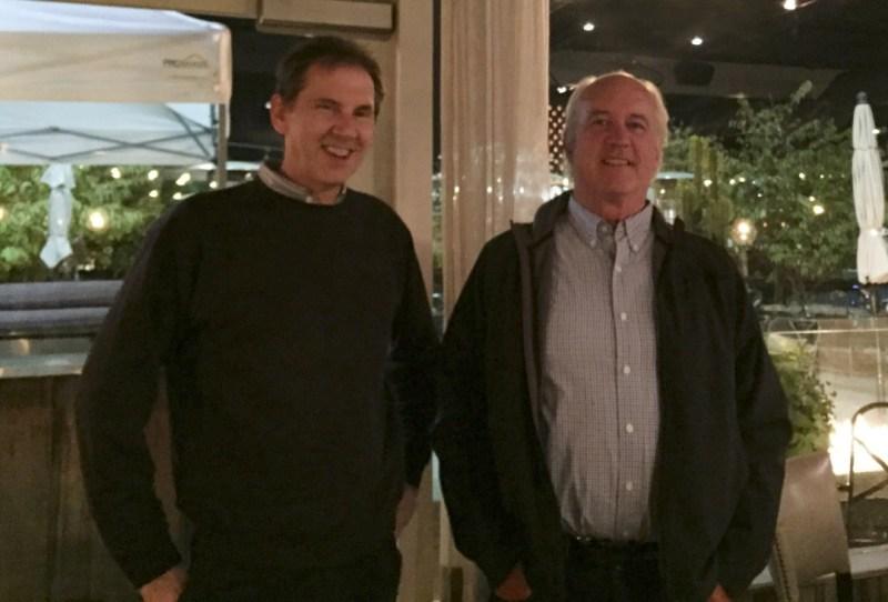 Brad Borkan & David Hirzel