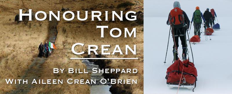 Honouring Tom Crean
