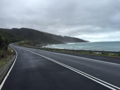 The Great Ocean Road...