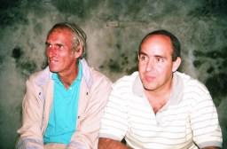 Two of Yoyó's sons