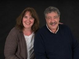 Gina Kuecks-Morgan and Jim Morgan