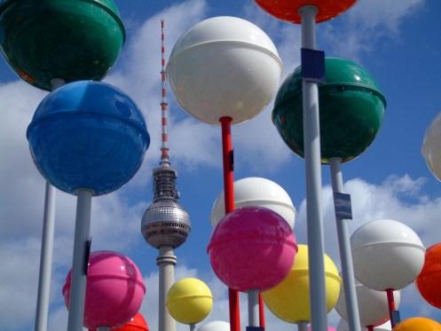 """Fernsehturm Berlin """"Telespargel"""""""