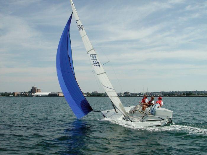 Race Boat - Newport, RI