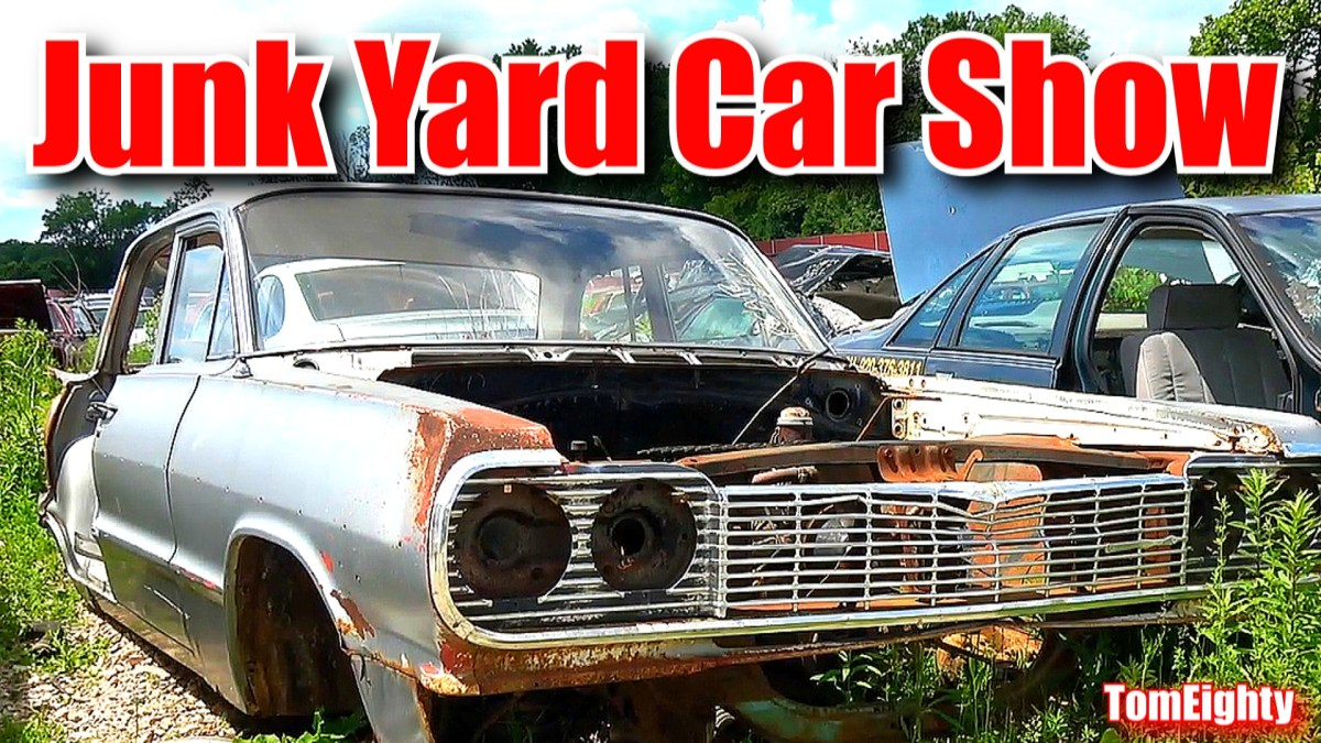 Junk Yard Car Show – Tom Eighty Videos