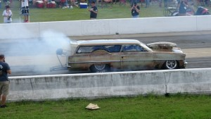 Street Outlaws Swamp Thing