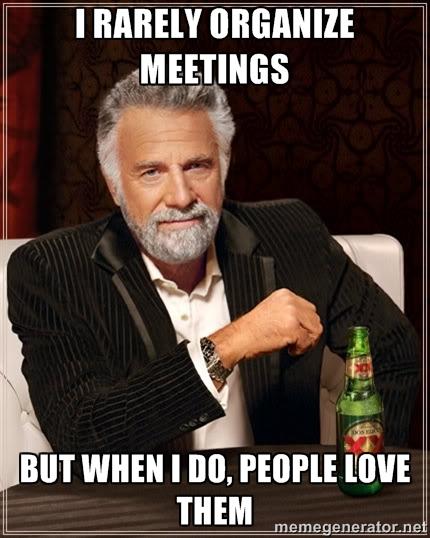 Meetings People Love