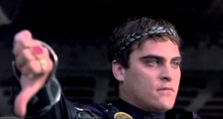 Commodus says you should die