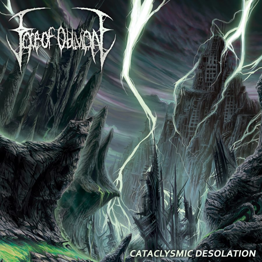 Face of Oblivion- Cataclysmic Desolation