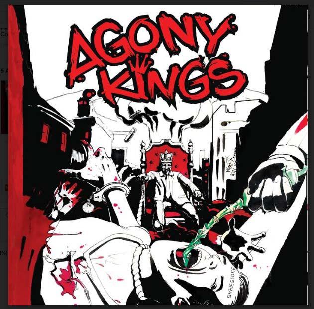 Agony Kings- Agony Kings