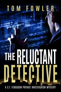 The Reluctant Detective book cover
