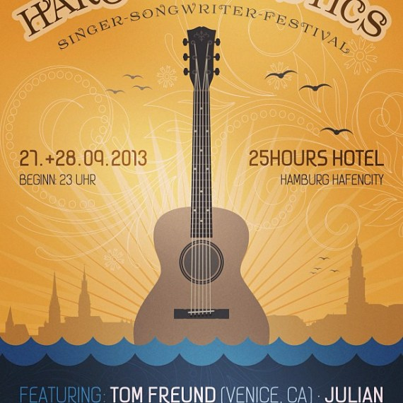 hey Mein Freunds, I have arrived in #Hamburg, Germany Thu Sept 26 in #Norderstedt @ #Music Star Then Tomorrow at #Harbourcoustics Festival