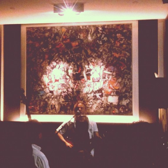 Tom Freund Live from OberdanCafè #oberdancafe #party #beautiful #people #tomfreund #tom #freund