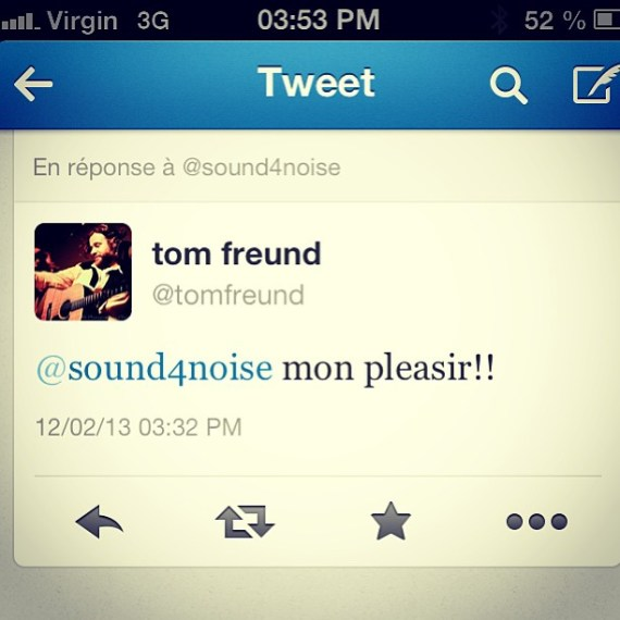 #tweeted#tomfreund#rockhal#socool#california#thebest