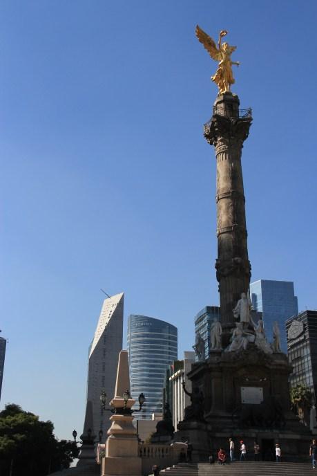 View from Avenida Monterrey
